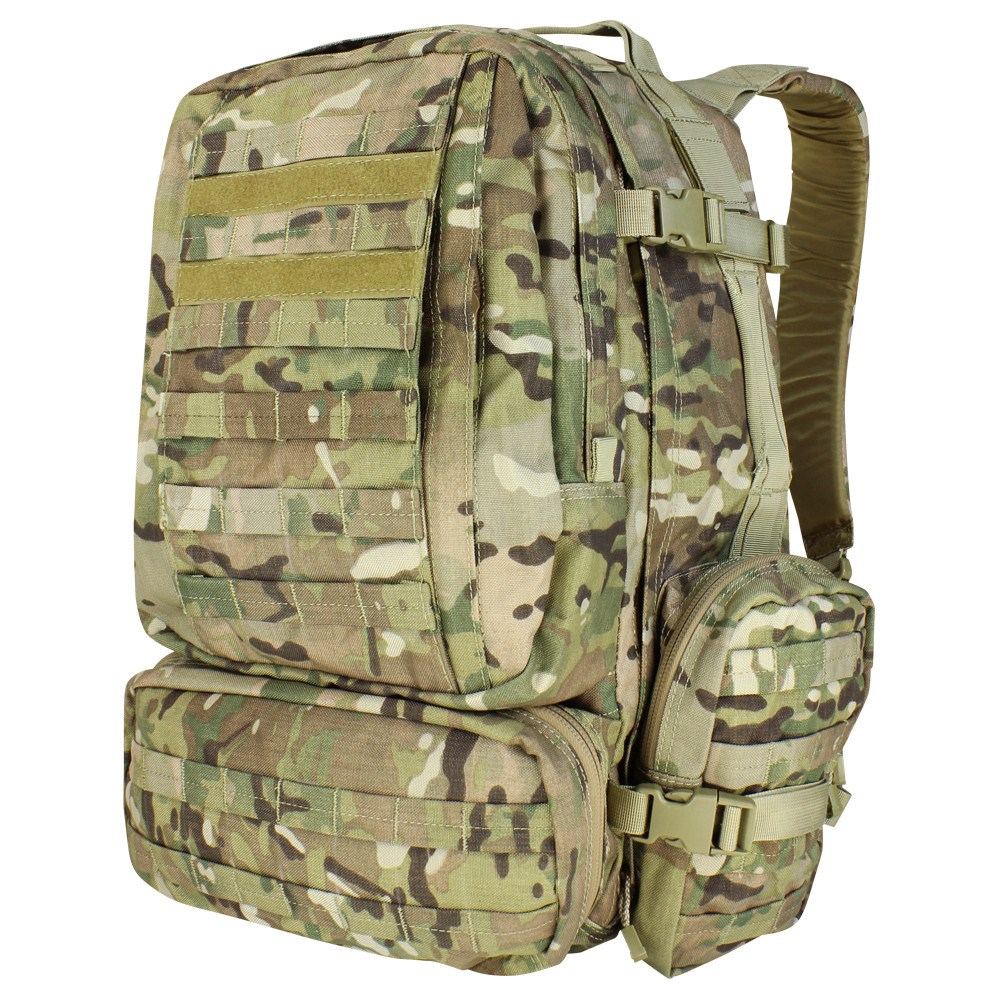 CONDOR OUTDOOR | Batoh MOLLE 3-DAYS ASSAULT - MULTICAM®
