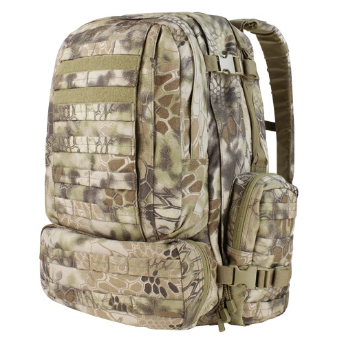 CONDOR OUTDOOR | Batoh MOLLE 3-DAYS ASSAULT- KRYPTEK HIGHLANDER