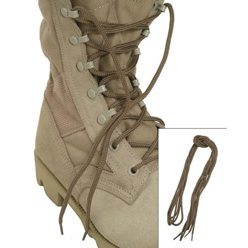 Tkaničky do bot COYOTE  180 cm