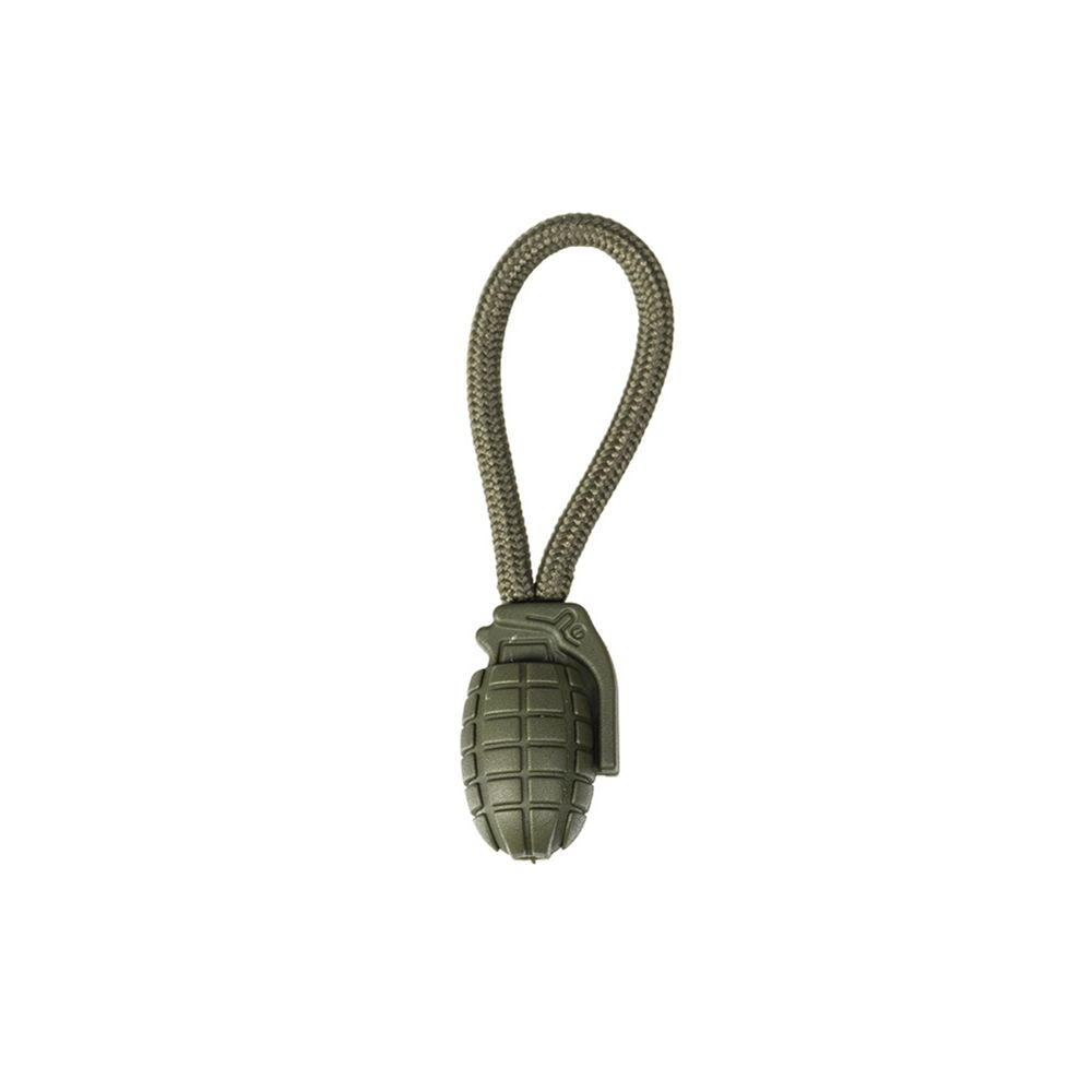 Mil-Tec Ring Puller Pineapple Olive