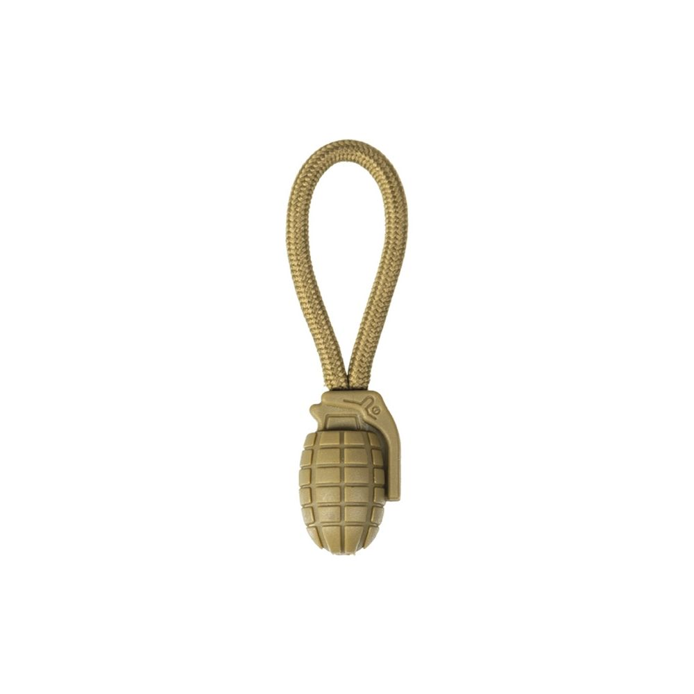 Mil-Tec Ring Puller Pineapple Coyote Brown