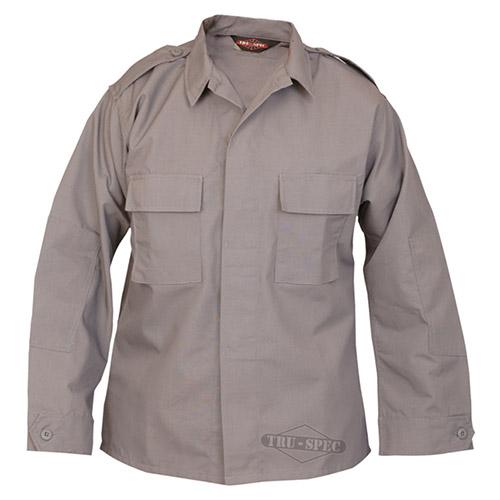 Košile taktická dl.rukáv ŠEDÁ TRU-SPEC 13740 L-11