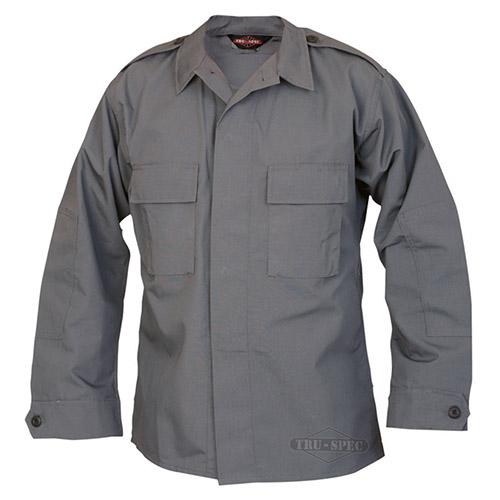 Košile taktická dl.rukáv TMAVĚ ŠEDÁ TRU-SPEC 13760 L-11