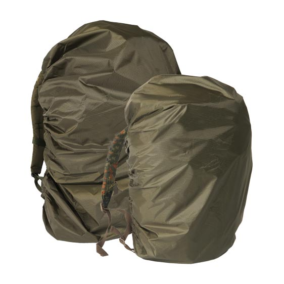 Převlek na malý batoh ZELENÝ