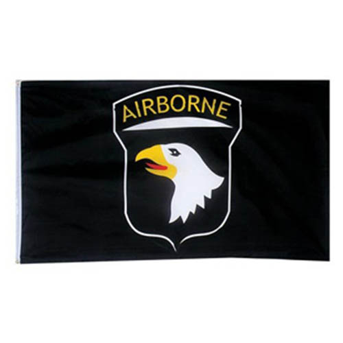 Vlajka 101ST AIRBORNE