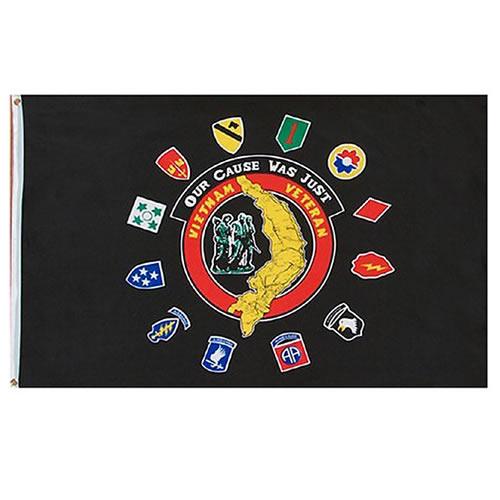 ROTHCO Vlajka VIETNAM VETERAN