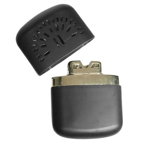 Ohříváček benzínový MT-PLUS do kapsy ČERNÝ