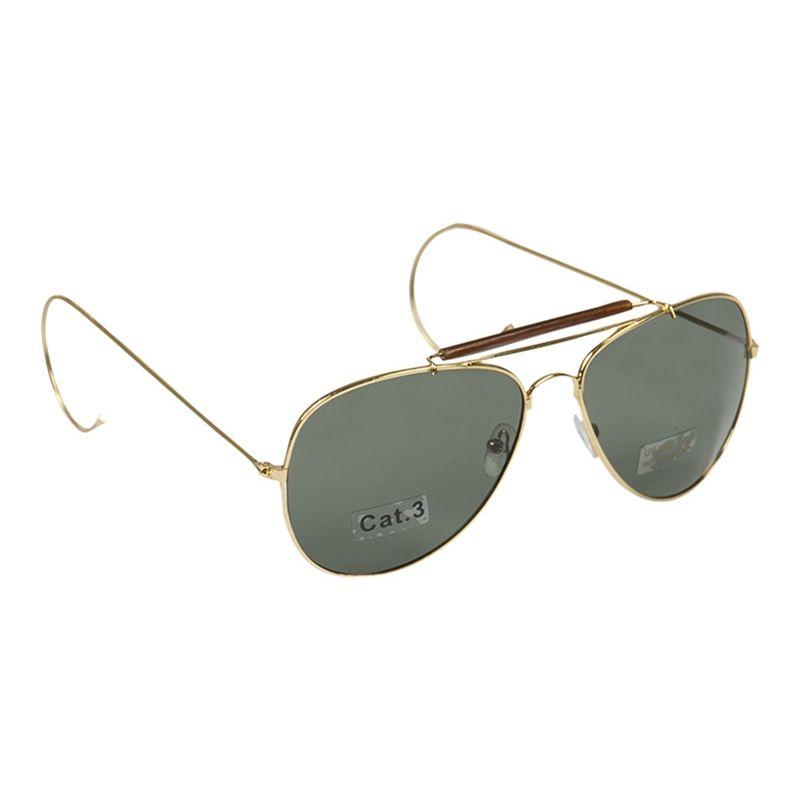 Brýle sluneční AF s pouzdrem ZELENÉ