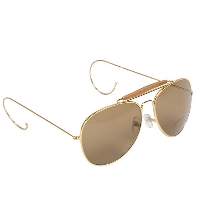 Brýle sluneční AF s pouzdrem HNĚDÉ