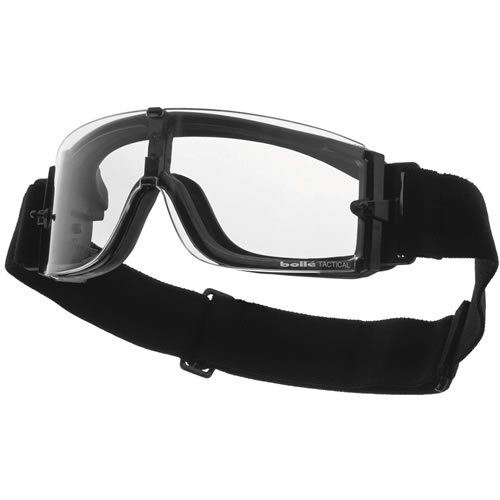 Brýle taktické BOLLE X-800 ČIRÉ