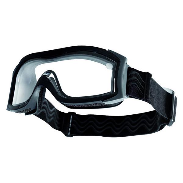 Brýle taktické BOLLE X-1000 dual lens ČERNÉ