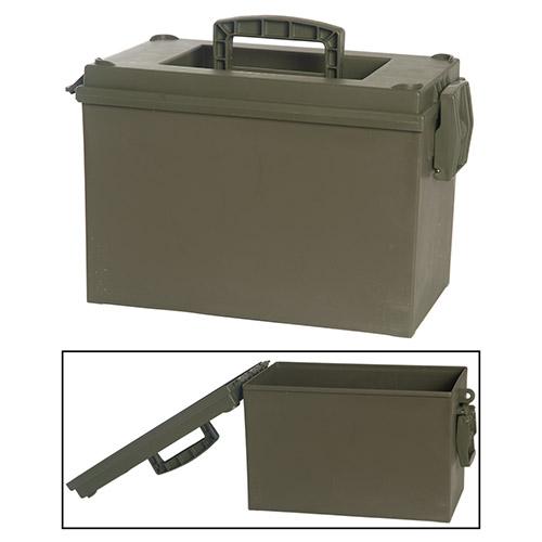 Bedna na munici plastová US CAL.20mm ZELENÁ