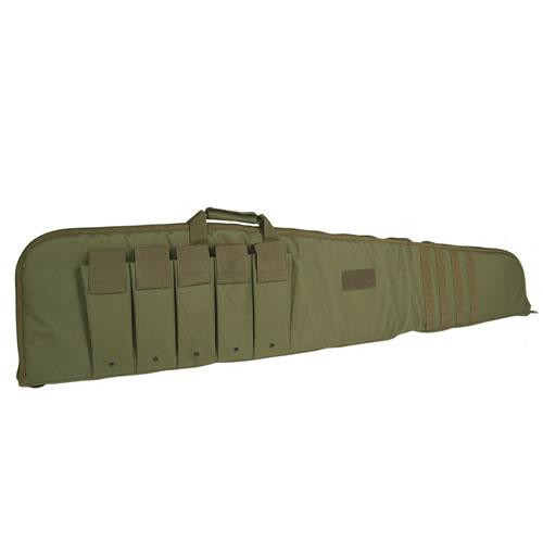 MIL-TEC® Taška na pušku MODULAR s popruhem 100 cm ZELENÁ