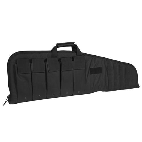 MIL-TEC® Taška na pušku MODULAR s popruhem 100cm ČERNÁ