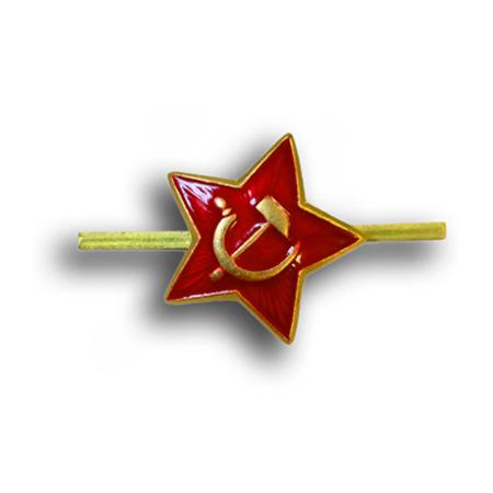 Odznak ruský hvězda /srp a kladivo/ malý