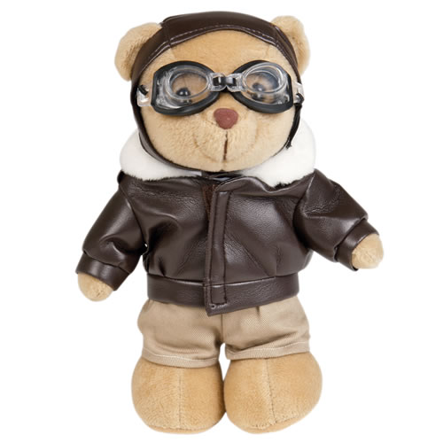 Hračka TEDDY medvídek PILOT 20 cm