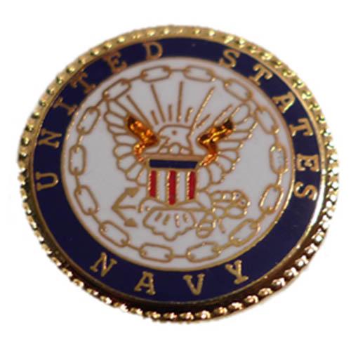 Odznak U.S. NAVY (EMAIL)