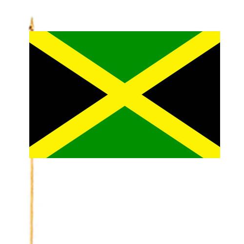 Vlajka na tyčce JAMAJKA