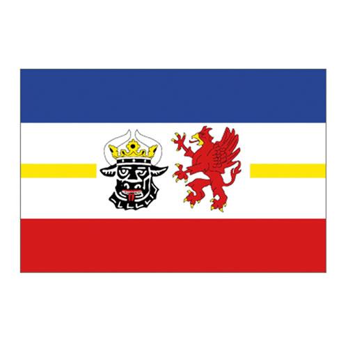Vlajka MEKLENBURSKO-PŘEDNÍ POMOŘANSKO