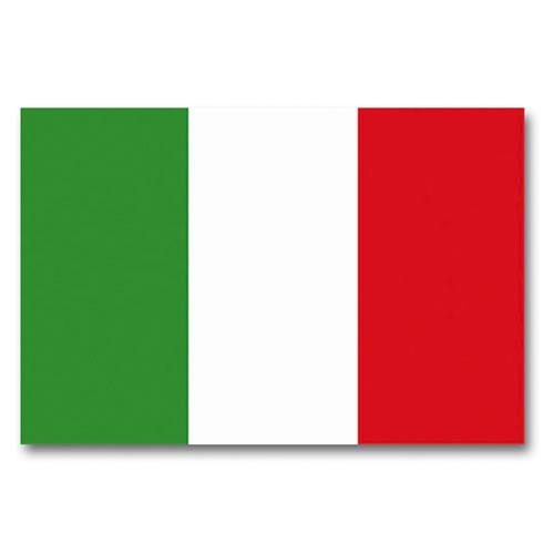 Vlajka státní ITÁLIE
