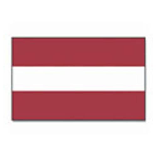 Vlajka státní LOTYŠSKO