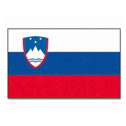 Vlajka státní SLOVINSKO