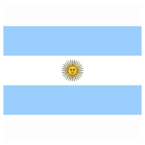 Vlajka státní ARGENTINA