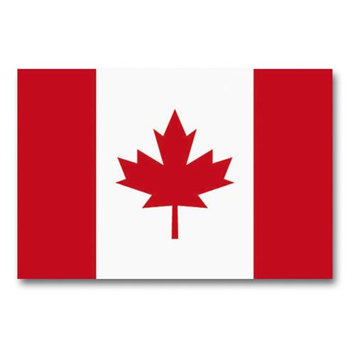 Vlajka státní KANADA