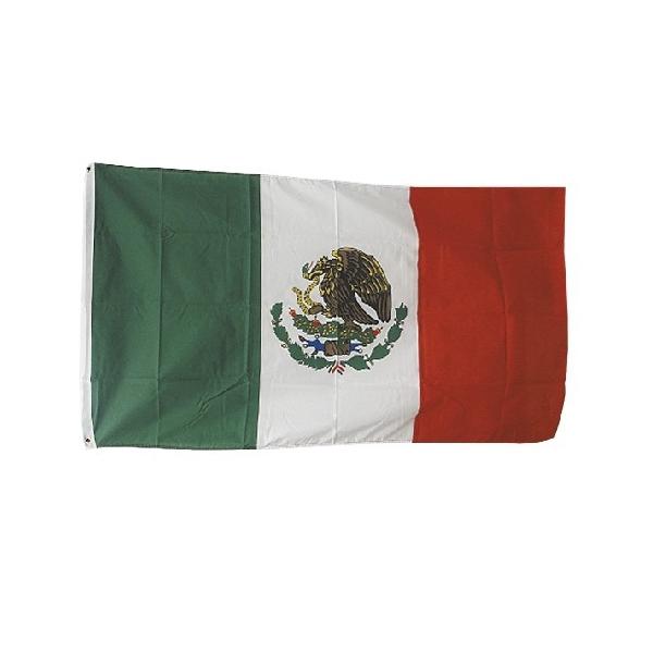Vlajka státní MEXIKO