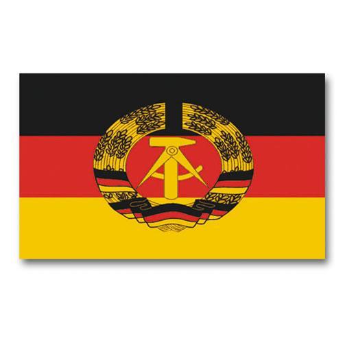Vlajka DDR