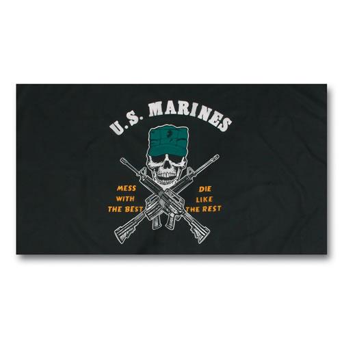 Vlajka motiv US MC
