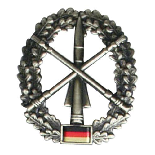 Odznak BW na baret Heeresflugabwehrtruppe