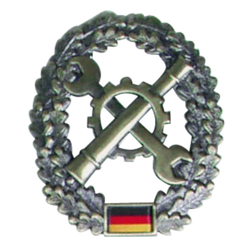 Odznak BW na baret Instandsetzungs truppe