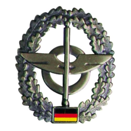 Odznak BW na baret Nachschub truppe