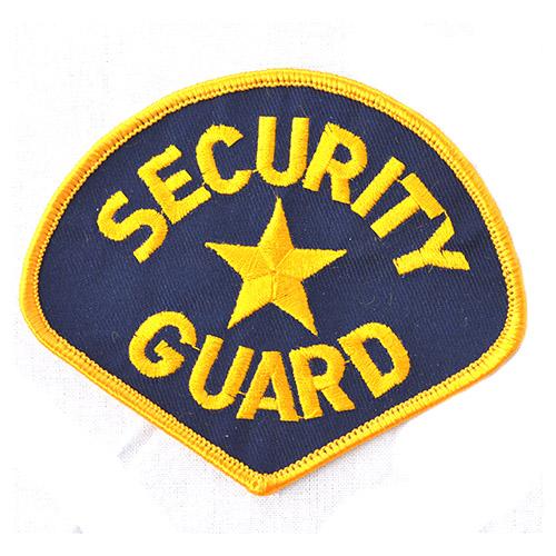 Nášivka SECURITY GUARD