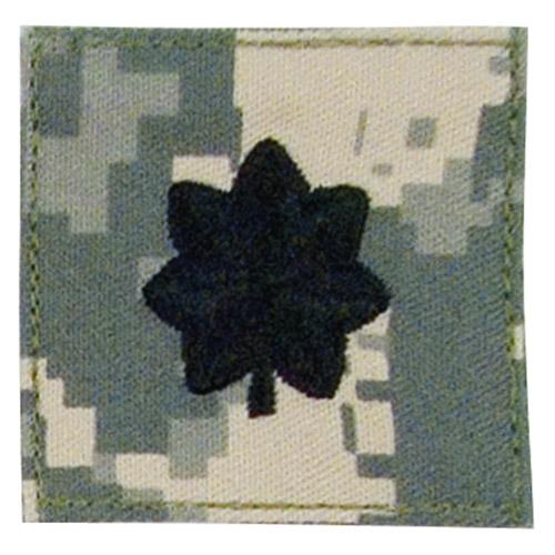 Nášivka hodnosti VELCRO LT. COLONEL ARMY ACU DIGITAL