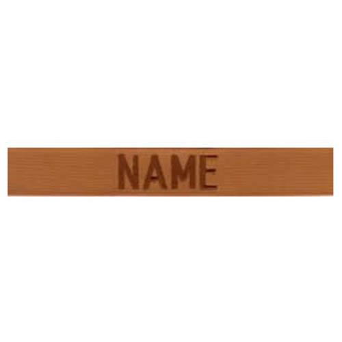 """Nášivka jmenovka """"NAME"""" COYOTE"""