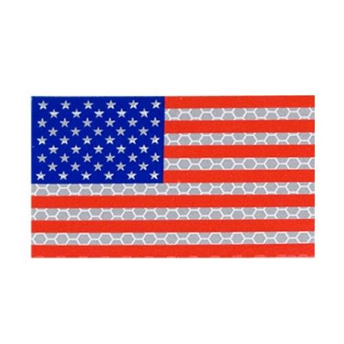 Nášivka IFF IR vlajka USA VELCRO BAREVNÁ