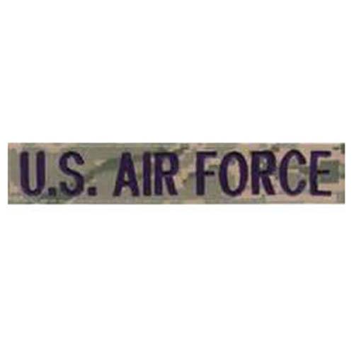 "Nášivka ""U.S. AIRFORCE"" 12,5 cm VELCRO ACU DIGITAL"