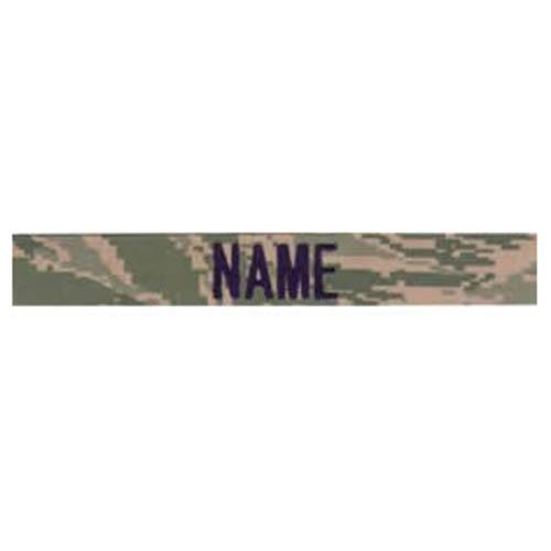 """Nášivka jmenovka """"NAME"""" DIGITAL TIGER"""