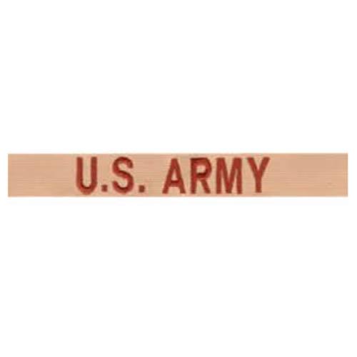 """Nášivka """"U.S. ARMY"""" DESERT"""