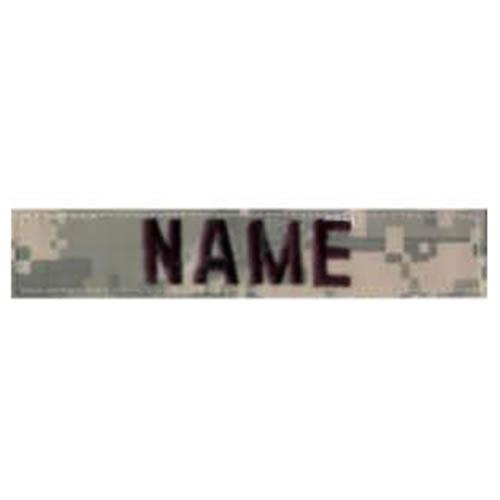 """Nášivka jmenovka """"NAME"""" VELCRO ACU DIGITAL"""
