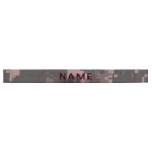 "Nášivka jmenovka ""NAME"" pro GORE-TEX bundu ACU DIGITAL"