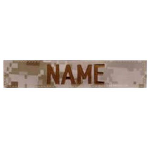 "Nášivka jmenovka ""NAME"" VELCRO MARPAT DESERT"