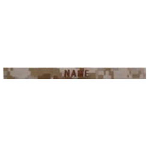 "Nášivka jmenovka ""NAME"" na GORE-TEX bundu MARPAT D"