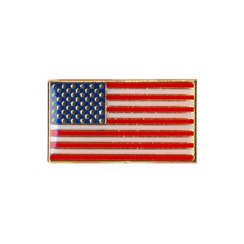 Odznak vlajka USA 20 x 11 mm
