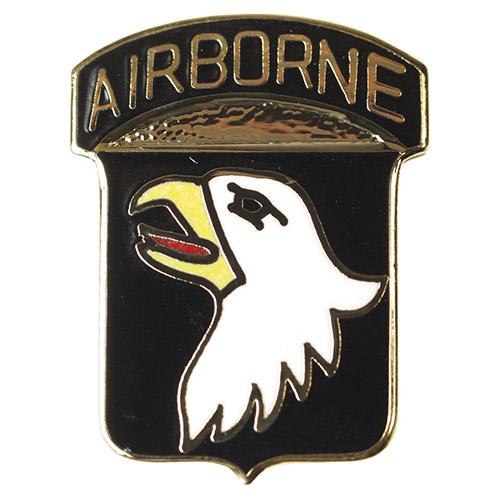Odznak US malý ABZ. 101ST.AB