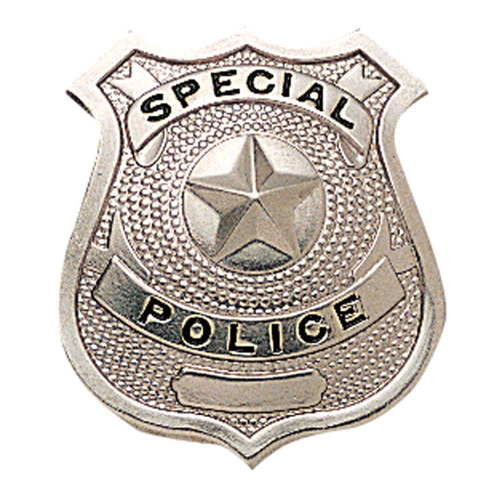 Odznak SPECIAL POLICE STŘÍBRNÝ