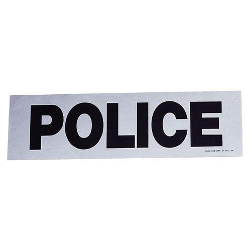 Nášivka reflexní POLICE