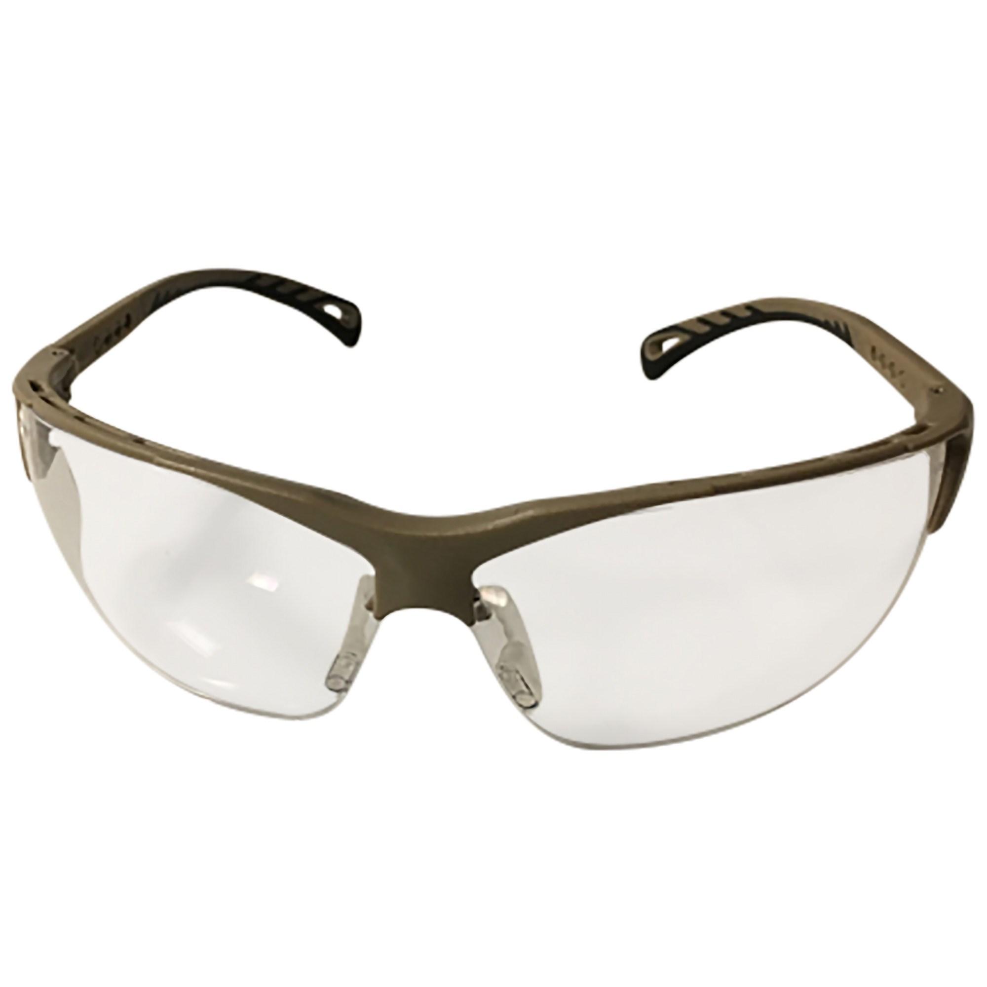 Brýle ochranné nastavitelné TAN čiré